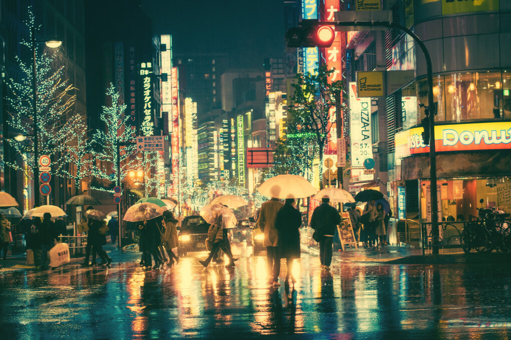 24519079014 bc40505ae6 k - amazing pictures of tokyo at night