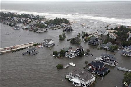 25 - hurricane sandy images (aftermath)