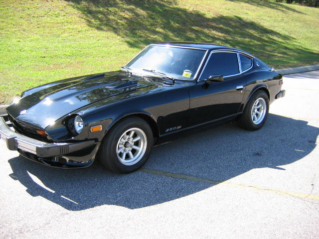 280z - the evolution of the nissan z