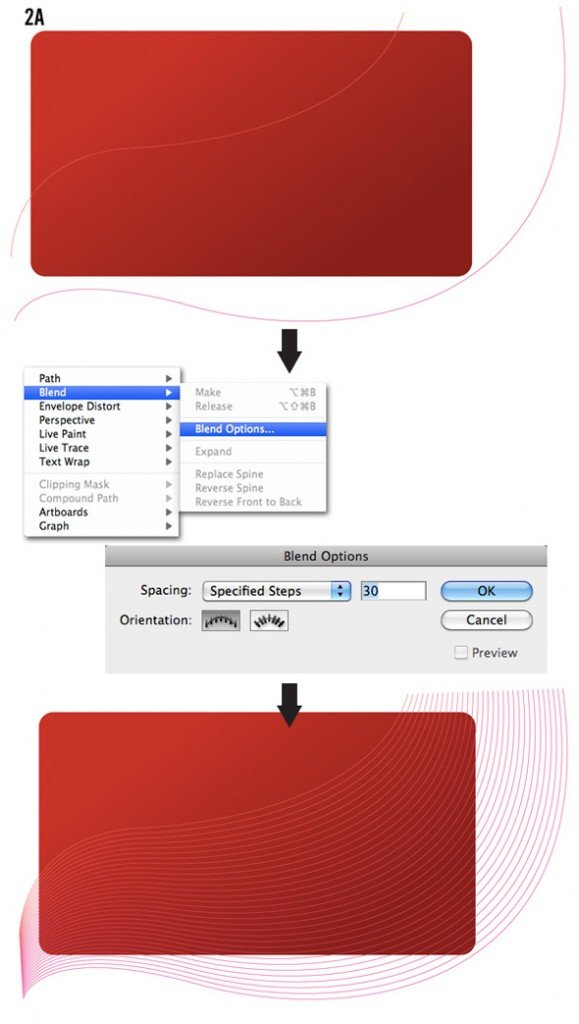 2a 579x1024 - how to create a realistic credit card in photoshop