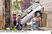 3 - 20 photos proving that women can't drive