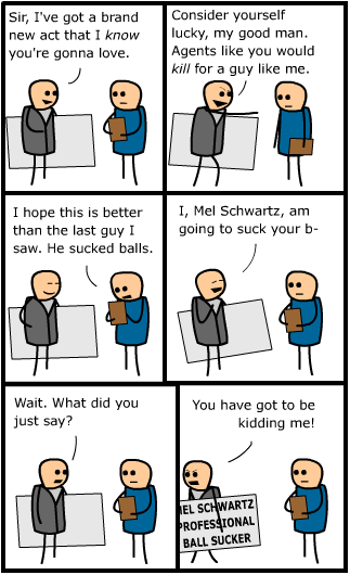 3 - cyanide and happiness part 2
