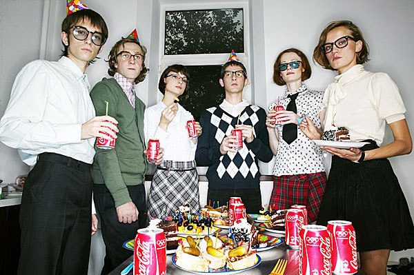 3 - russian nerds party