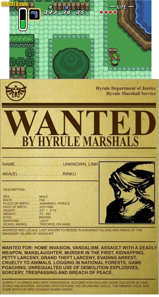 3077 - wanted: link