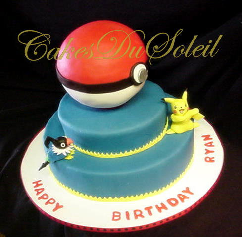 3227120204 09c4234d25 - epic video game cakes!!!!!!