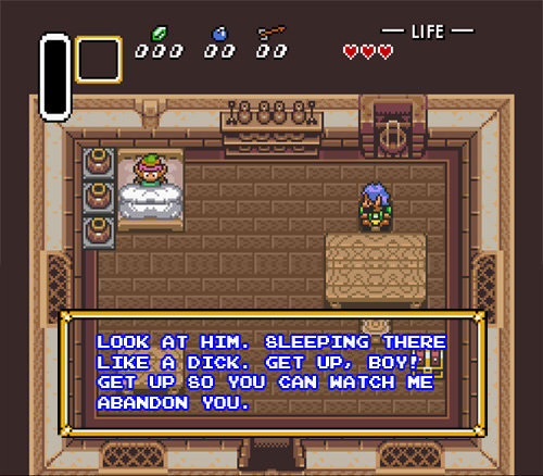 33962 - a link to the past 2: past harder