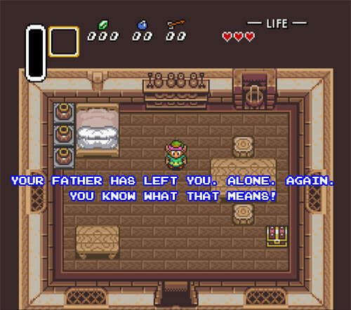 33964 - a link to the past 2: past harder