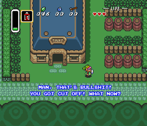 33969 - a link to the past 2: past harder
