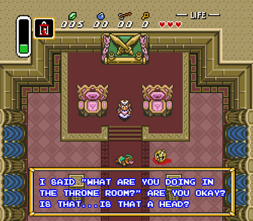 33989 - a link to the past 2: past harder