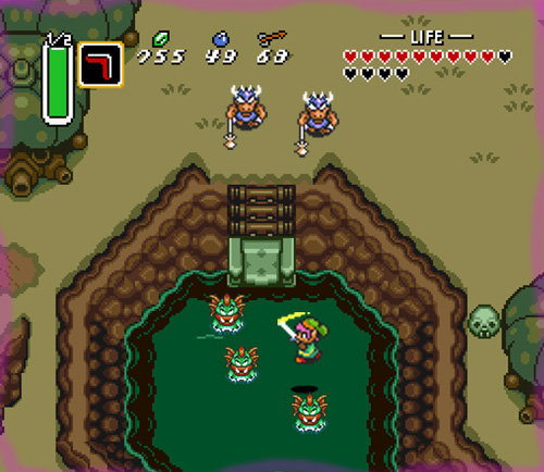 34001 - a link to the past 2: past harder