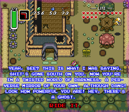 34016 - a link to the past 2: past harder