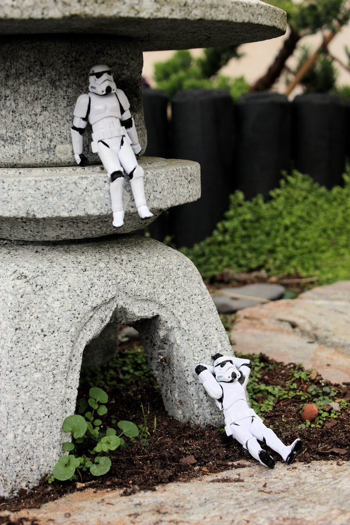 3513224714 3c7801f3e7 b - daily life of stormtroopers