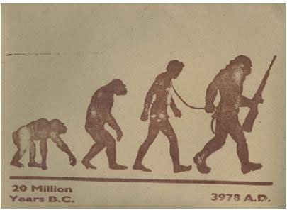 3527852097 3d66c9a20b - a picture of the past and present of evolution