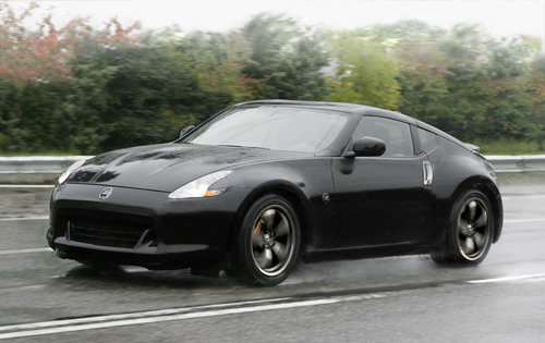 370z - the evolution of the nissan z