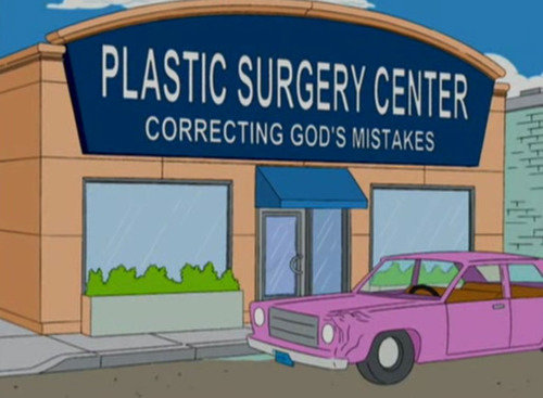 3856380512 - funny signs from the simpsons