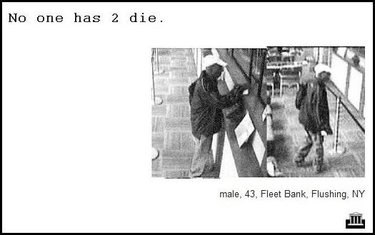 39 - demand notes from real bank robbers