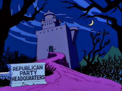 3969268453 - funny signs from the simpsons