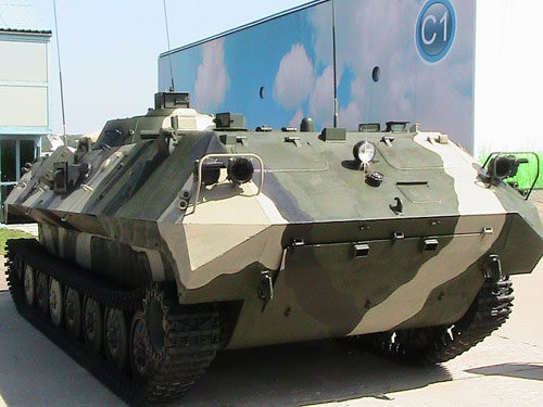 4 - 7 modern russian military vehicles we respect