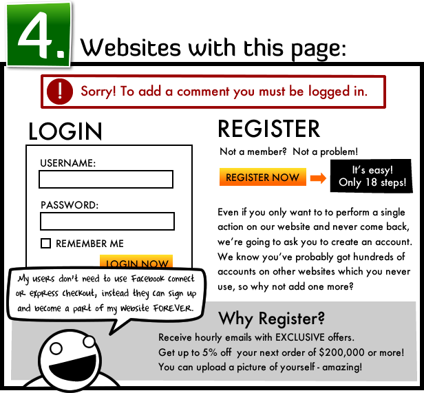 4 - 8 websites you need to stop building.