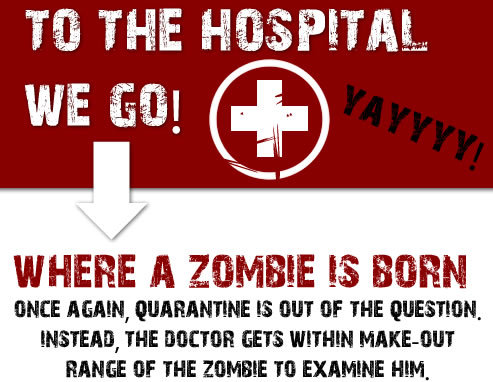 4 - zombie apocalypse and how it all goes to hell