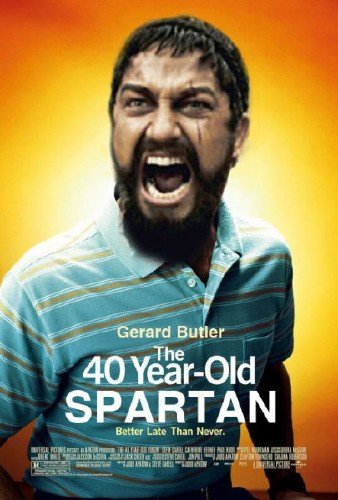 40 - this is spartan