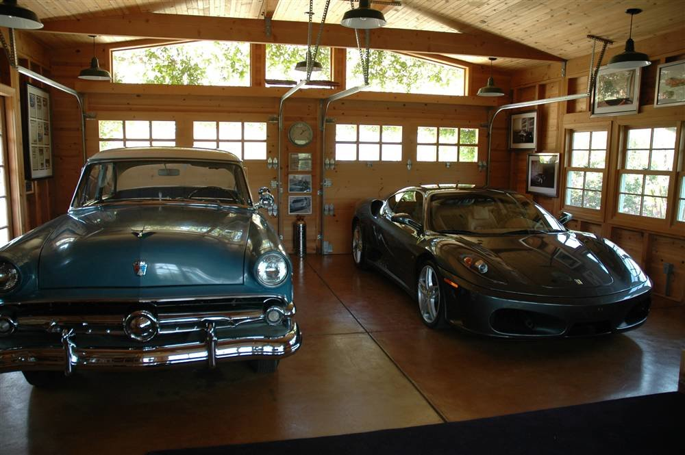 4033553973 b7e817ee6f o - world's most beautiful garages