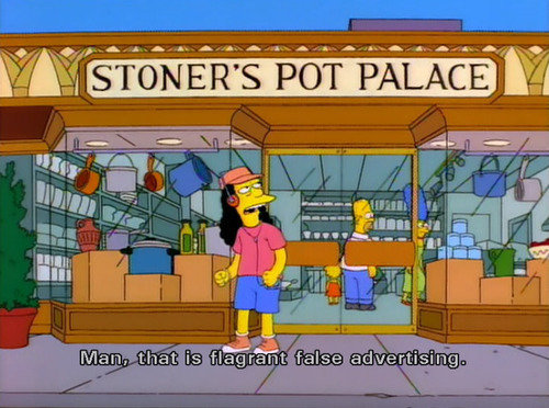 4074442927 - funny signs from the simpsons