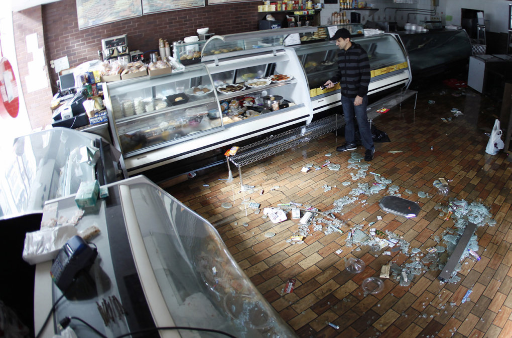 41 - hurricane sandy images (aftermath)