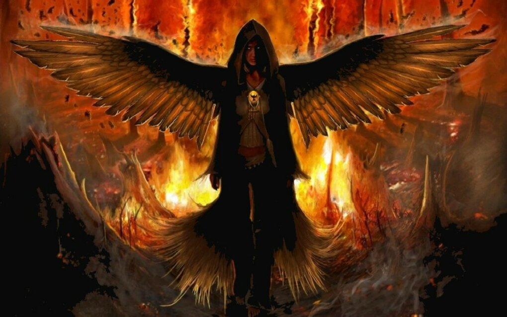 4327 hell angel1024 768 - epic wallpaper collection