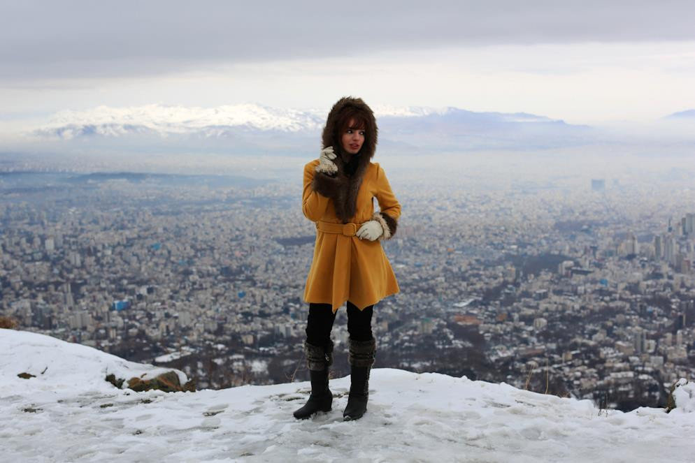 4gfsjf9 - rarely seen photos of my great city tehran,iran and its' beautiful people
