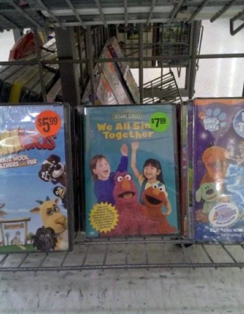 5 - strategically placed stickers