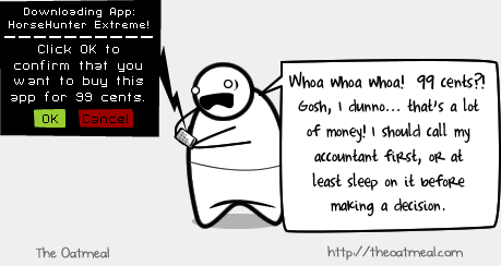 5 - this is how i feel about buying apps