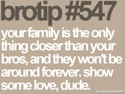 547 - brotips once and aa couple others