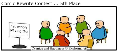 5 tag1 - my first post random cyanide and happiness sorry for any reposts