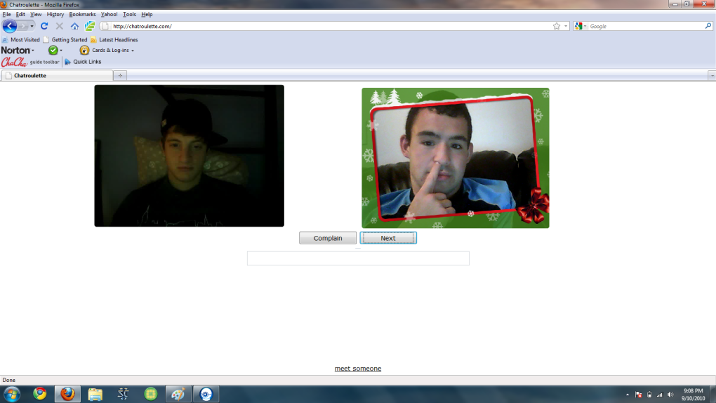 6 - best chatroulette picture's ever!!! new pictures edited 9/11/10 8:40pm
