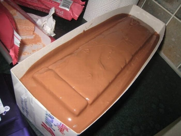 6 - the making of a huge kit kat