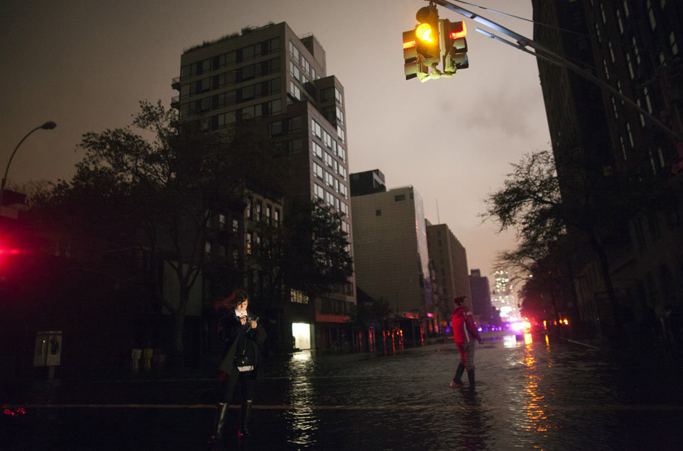 64 - hurricane sandy images (aftermath)
