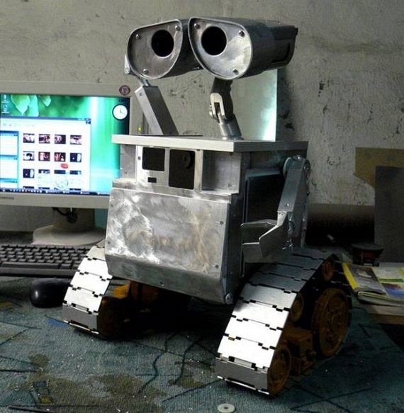 69 - russian wall-e case mod