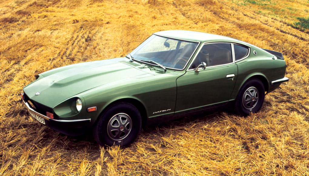69 - the evolution of the nissan z