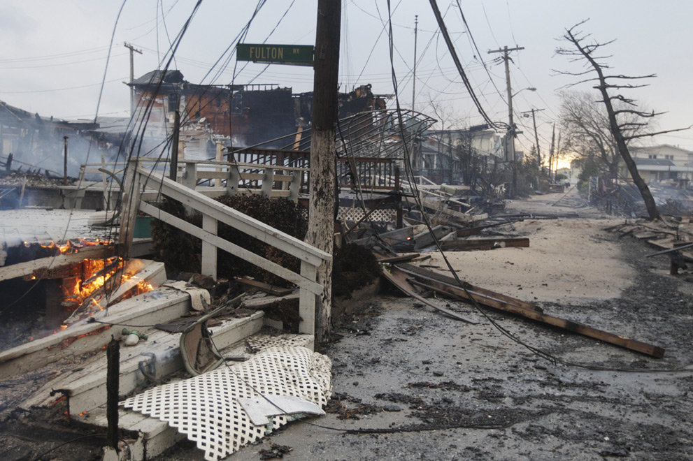 73 - hurricane sandy images (aftermath)