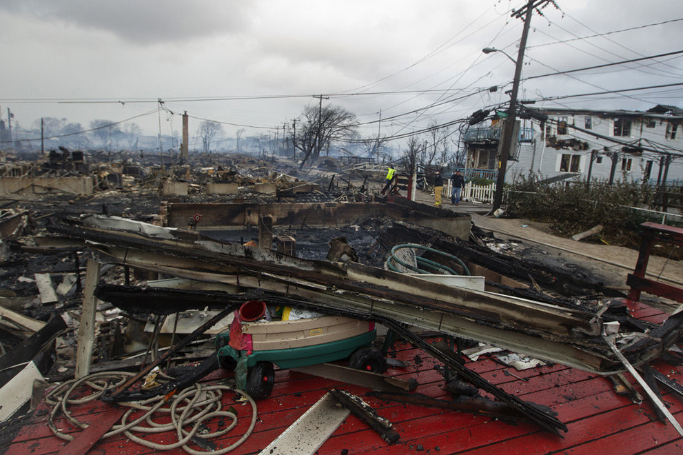 75 - hurricane sandy images (aftermath)