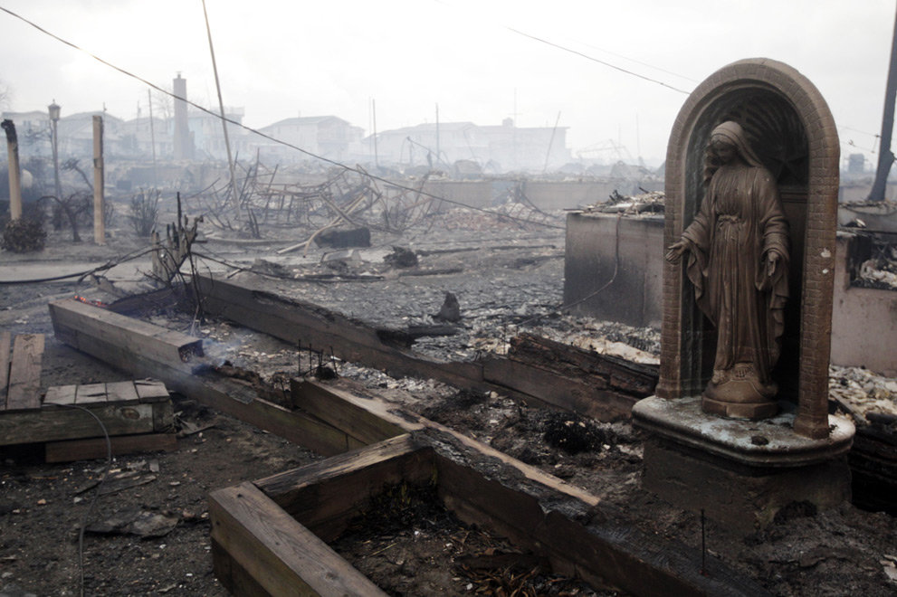 76 - hurricane sandy images (aftermath)