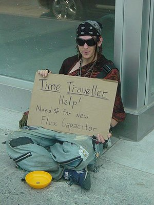 8 - homeless people with funny signs