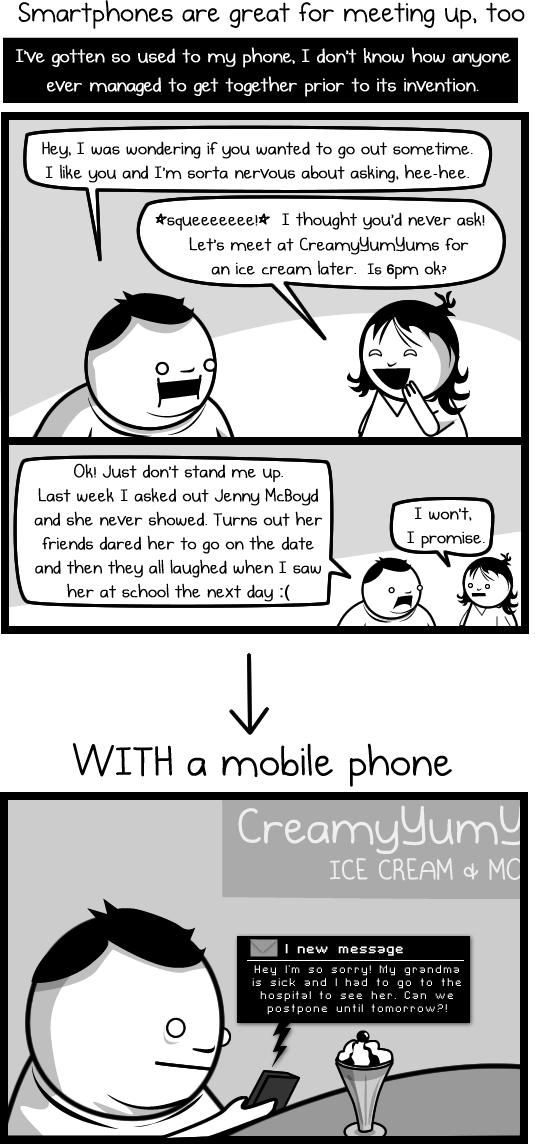 8 - why i love and hate having a smart phone