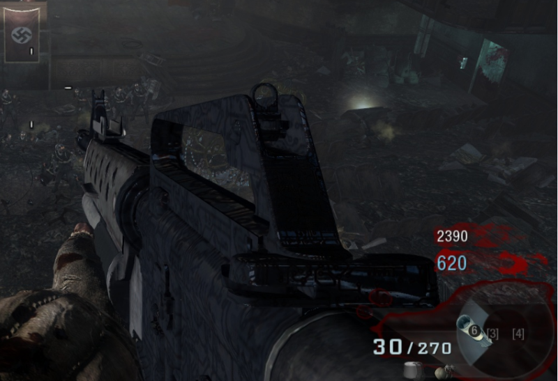 800px skullcrusher - whats your fav wepon on black ops zombies?