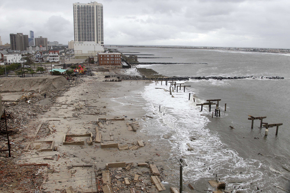 82 - hurricane sandy images (aftermath)