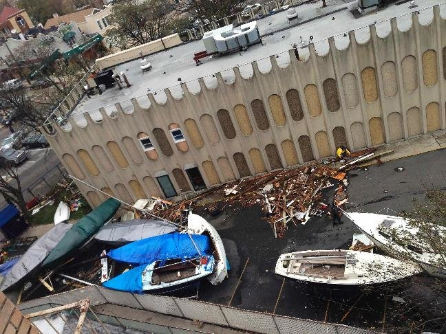 84 - hurricane sandy images (aftermath)