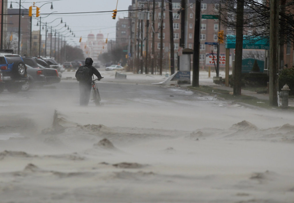 88 - hurricane sandy images (aftermath)