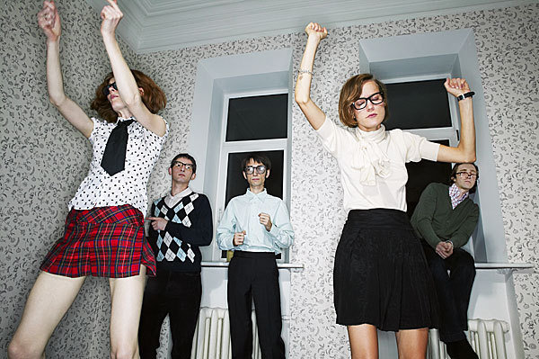 9 - russian nerds party
