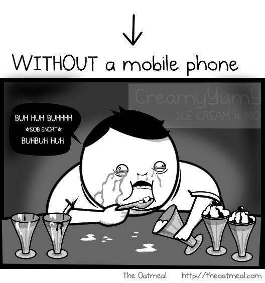 9 - why i love and hate having a smart phone